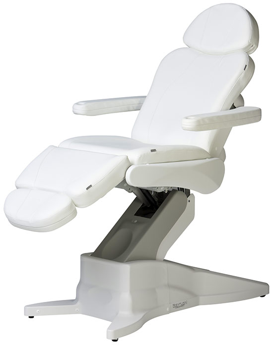 Bentlon Beauty Chair Platinum